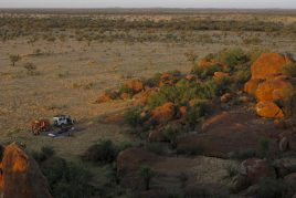 Private Wilderness Camps
